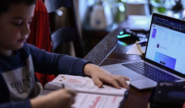 online škola učenje
