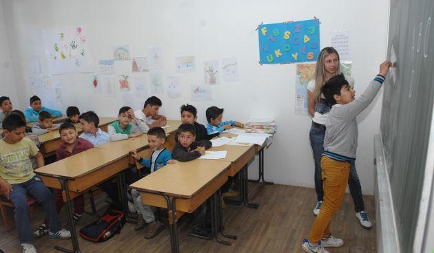 romska djeca