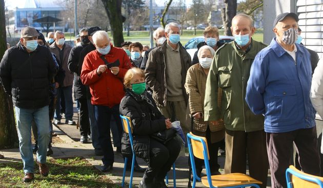 Cijepljenje u Zametu i Karlovcu