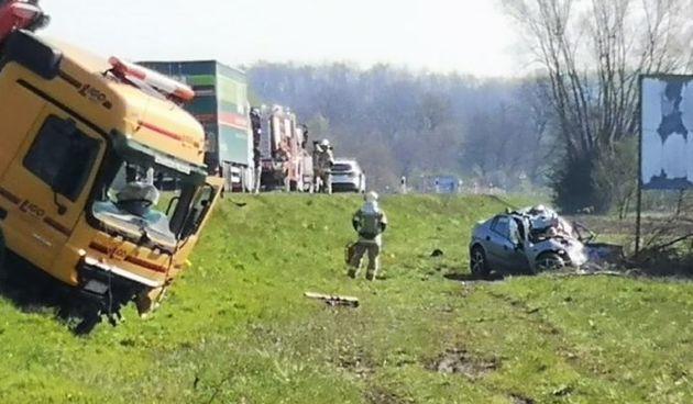 prometna nesreća bjelovar