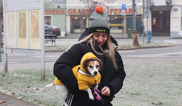 FOTO GALERIJA Karlovačkim ulicama 1. prosinca 2020.