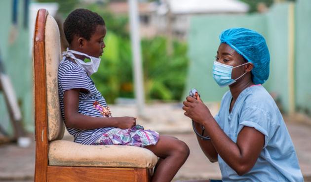 Afrika koronavirus