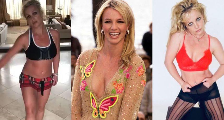 VIDEO Snimke na kojima Britney veselo pleše po kući mnogi smatraju jezivima: Kad ih bolje pogledate, jasno je zašto