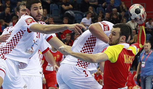 Hrvatska - Makedonija