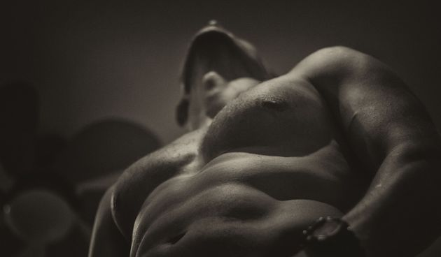 Golo tijelo, muškarac, torzo