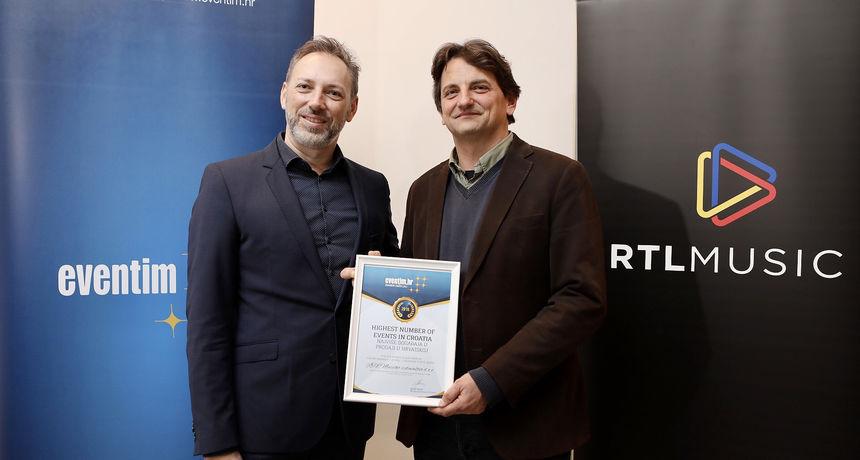 RTL Music dobio važnu nagradu za prošlu godinu