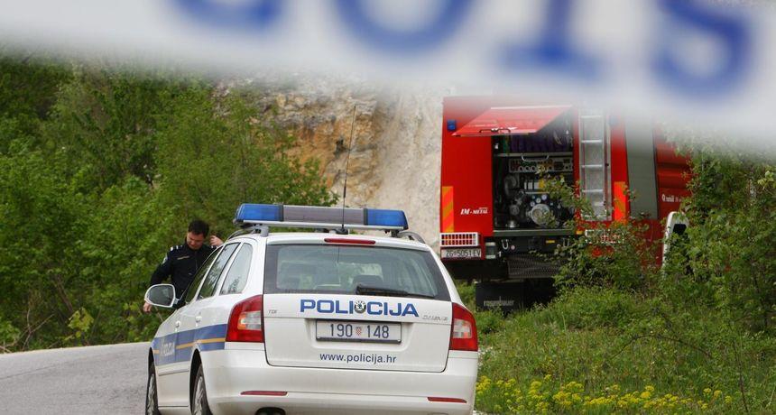Automobil naletio na biciklista kod Karlovca, policija navodi da je čovjek poginuo