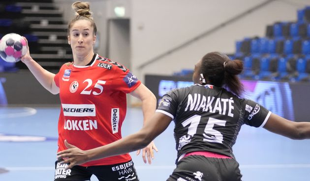 Team Esbjerg - Brest
