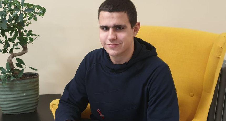 IZABRALI GA UČENICI Grga Pavlic novi je predsjednik Vijeća učenika čakovečke Gimnazije