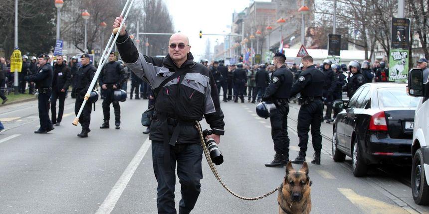 Zbog uzvika 'Tuđman je zločinac!' ratni veteran dobio 15 dana zatvora i zabranu približavanja spomeniku