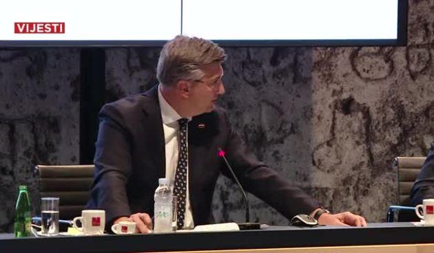 Plenković uvodno na sastanku sa županima i predstavnicima udruga gradova i općina  (thumbnail)
