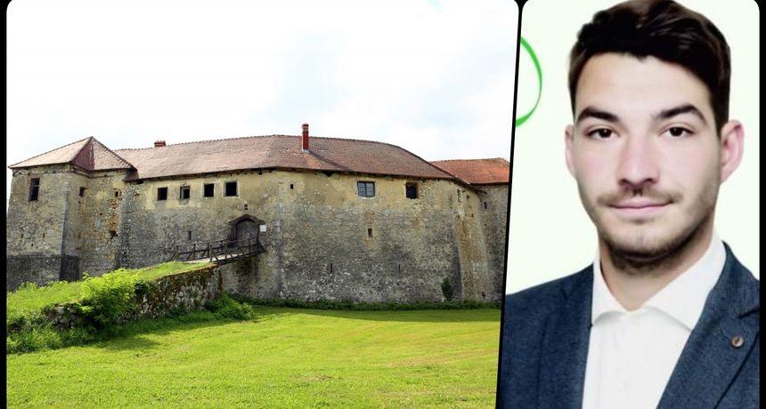 Novi nezavisni načelnik općine Ribnik Dino Blažević ima samo 25 godina: Očekivao sam pobjedu, vjerujem u suradnju svih za dobrobit našeg mjesta