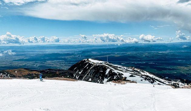 Krvavec skijalište svibanj