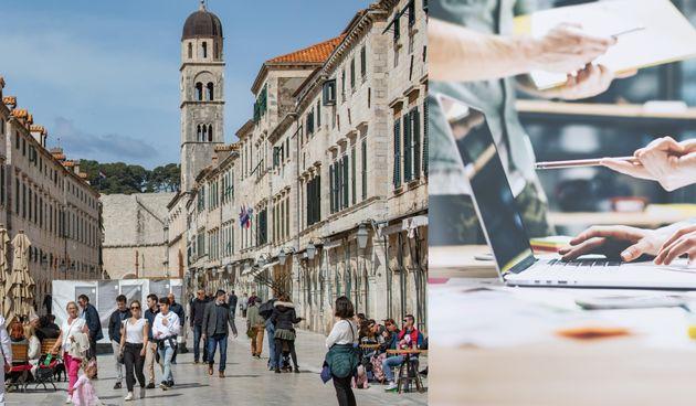 Digitalni nomadi, Dubrovnik