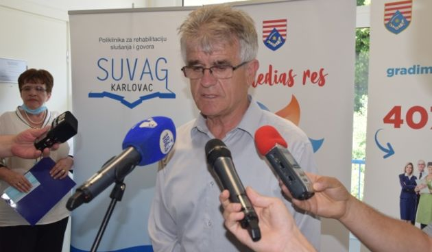 Gradonačelnik Katić o reformi lokalne samouprave: Pripajanje susjednih općina Gradu Slunju bio bi puno veći gubitak za te krajeve nego ostvarena ušteda