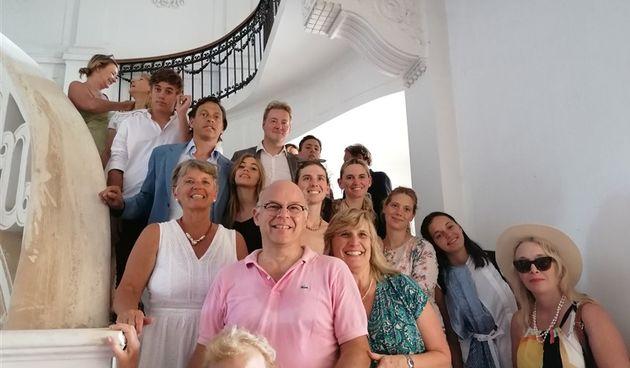 Članovi obitelji Pejačević okupili se u Našicama