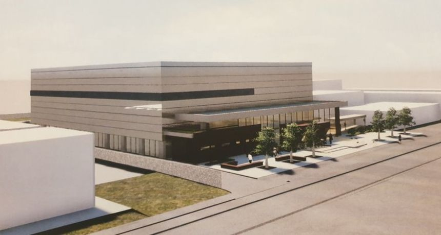 Kreće gradnja nove moderne dvorane u Čepinu