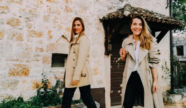 Marijana Batinić objavila fotku sa sestrom: 'Kažu da smo nalik kao jaje jajetu...'