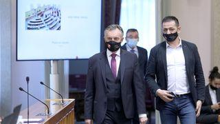 Daniel Spajić i Miroslav Škoro