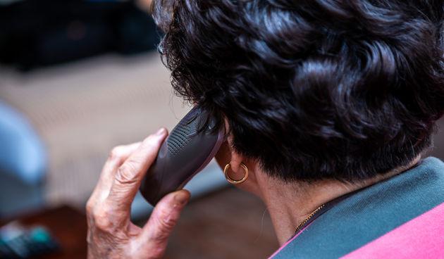 starica telefon