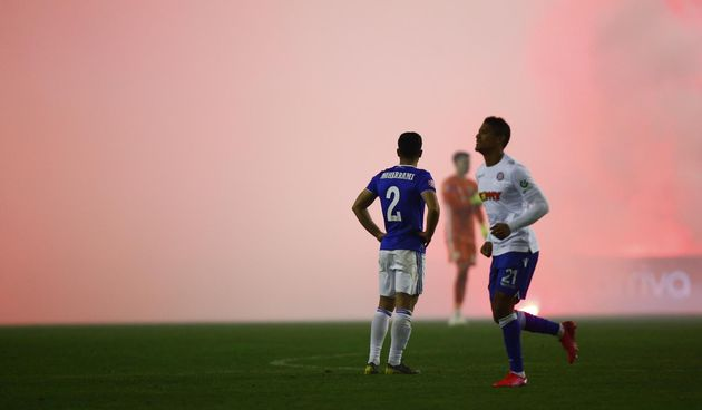 Prva HNL: HNK Hajduk - GNK Dinamo 0-2