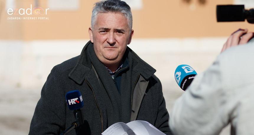 Zadarski Most: Hitno zahtijevamo rješenje prijave protiv Božidara Longina zbog premlaćivanja dvojice vojnika