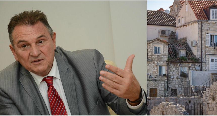 Čačić kuću u Dubrovniku procijenio na 600.00 kuna: Evo što kažu stručnjaci koliko stvarno vrijedi!