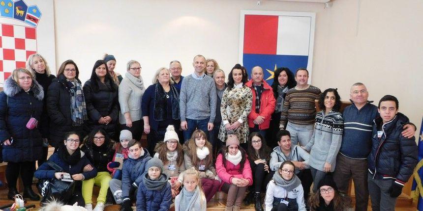 Nezaboravan tjedan u Donjem Kraljevcu za članove projekta 'Erasmus plus'