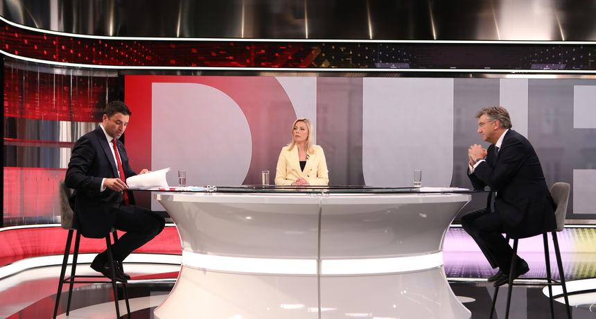 ANKETA Plenković i Bernardić žestoko su se sučelili na RTL-u: Što mislite, tko je pobijedio?
