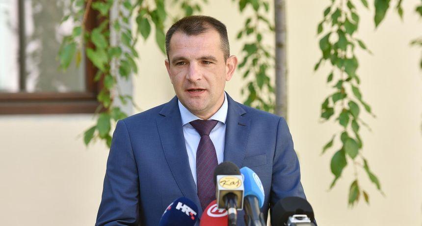 OSNIVA NOVU STRANKU Župan Matija Posavec na lokalne izbore izlazi s Nezavisnom listom