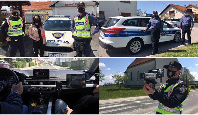 VIDEO Proveli smo dan s policijom u velikoj akciji nadzora brzine u Međimurju
