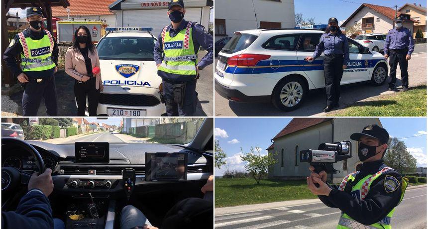 VIDEO Proveli smo dan s međimurskom policijom u velikoj akciji nadzora brzine