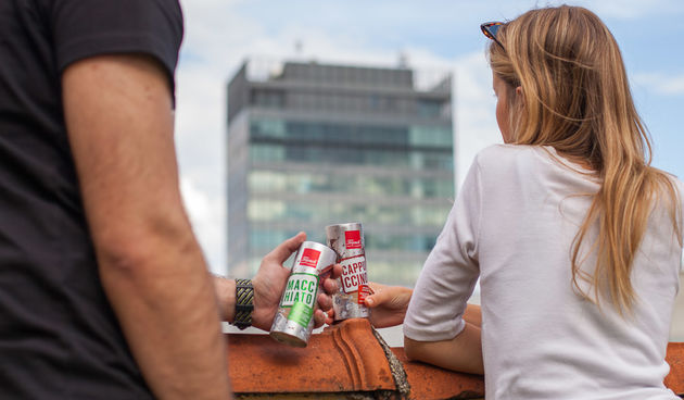 Idealno ljetno osvježenje u svakom trenutku - novi Franck Ready to Drink Cappuccino i Macchiato