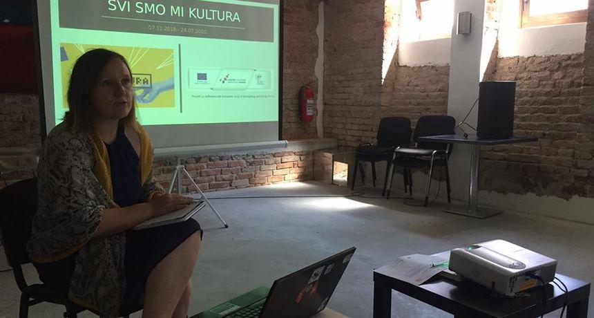ZAVRŠNA KONFERENCIJA U sklopu projekta 'Svi smo mi kultura' provedene brojne zanimljive aktivnosti