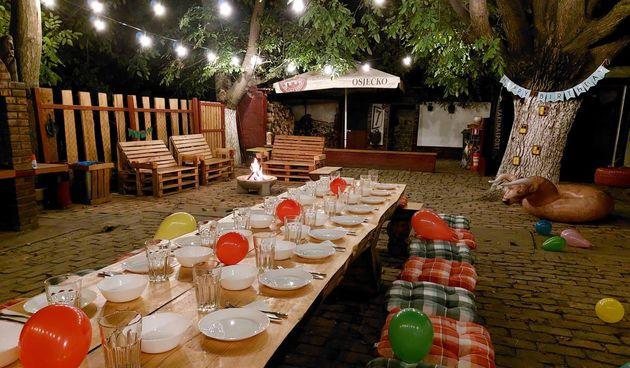 U Osijeku otvorena rođendaonica, kuća za zabavu i proslave s 4 zvjezdice