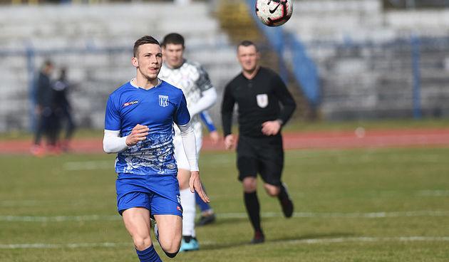 Nogomet: Karlovac - Jarun 7.veljače 2021.