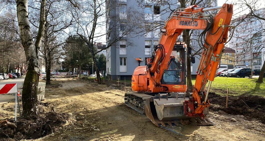 Gradilište u Trakošćanskoj ponovo je otvoreno, Čehok objasnio u čemu je bio problem