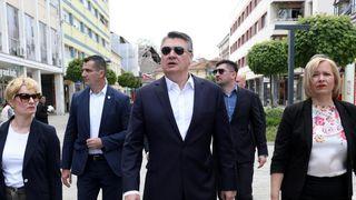 Milanović u Sisku
