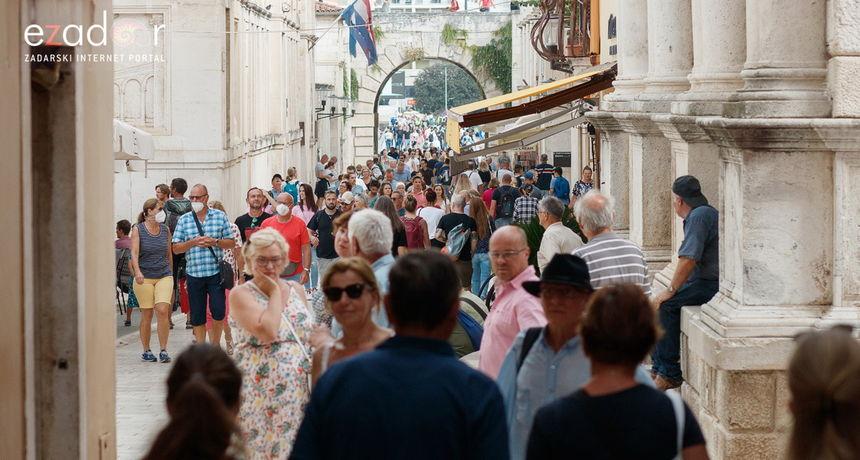 U Zadarskoj županiji 55 novooboljelih
