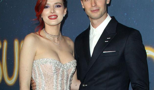 Bella Thorne i Patrick Schwartzenegger