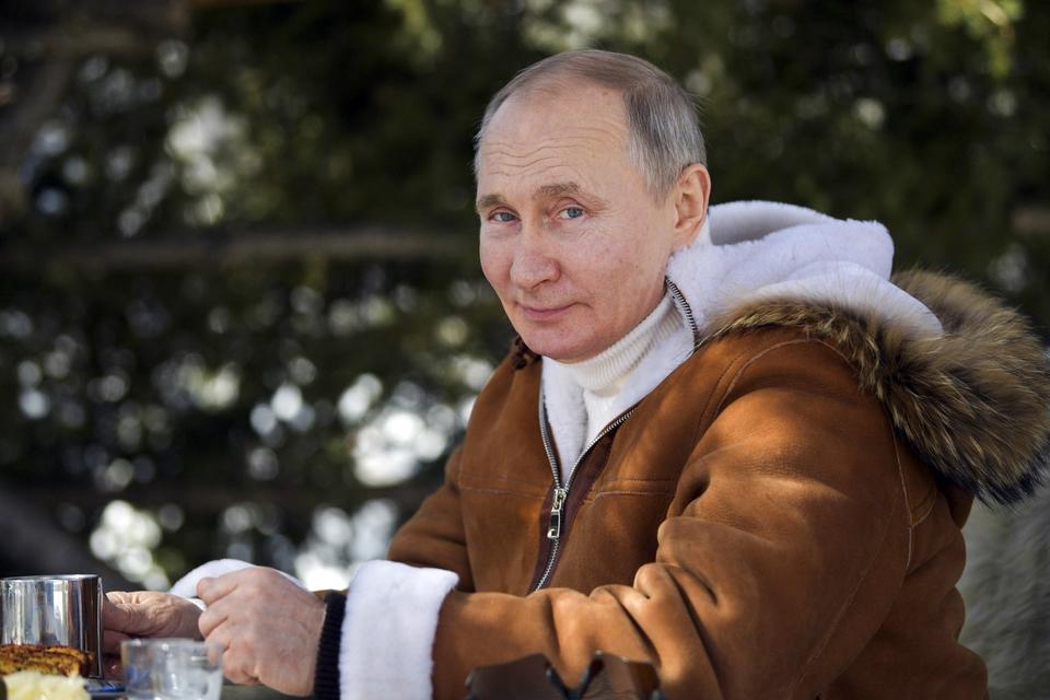 Putin i Šojgu pozirali su za fotografe
