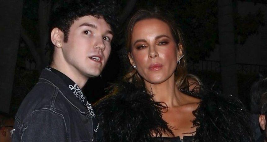 Sin? Ne, to joj je dečko! 46-godišnja Kate Beckinsale u ljubavi s rokerom kojemu su samo 22 godine, a ovo joj nije prvi takav