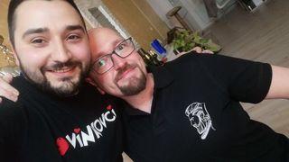 Domagoj i Ladislav iz 'Večere za 5 na selu'