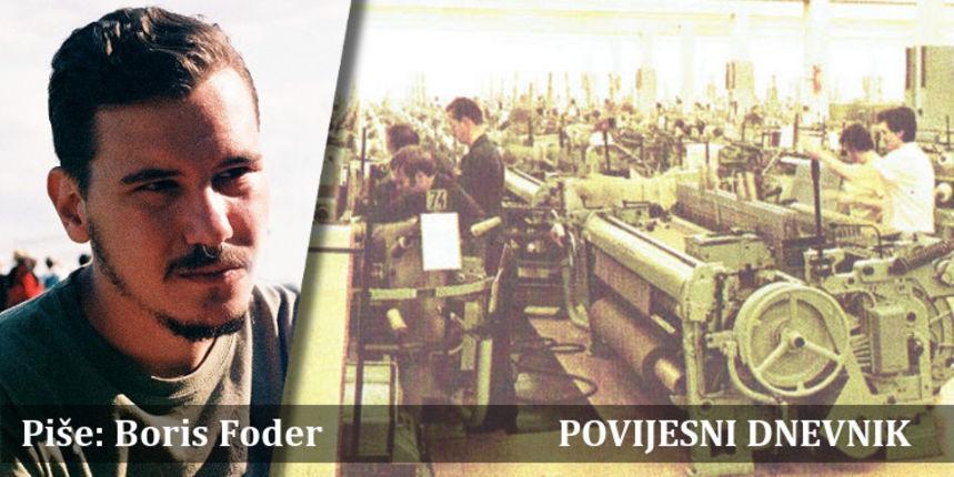NA DANAŠNJI DAN 1918. godine s radom je počela Tekstilna industrija Varaždin, poznatija po skraćenici TIVAR