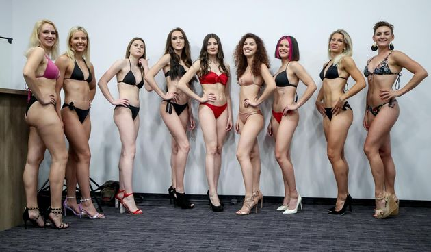 Miss sporta 2020.