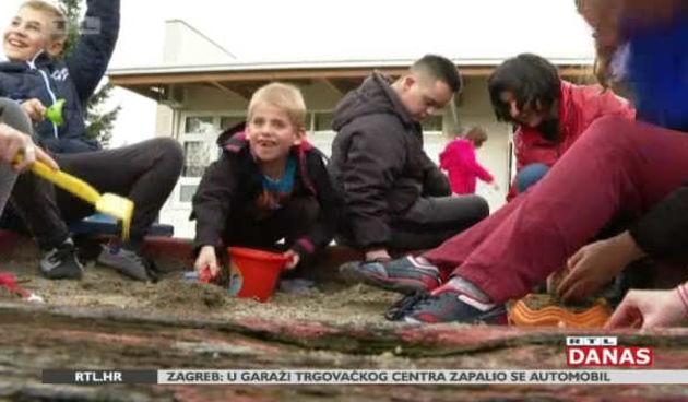 RTL pomaže djeci:  Upoznajte mališane iz Centra Podravsko sunce kojima je potrebno novo igralište (thumbnail)