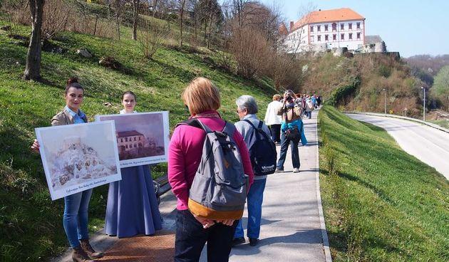 Grad Ozalj u mjesecu Slave Raškaj - turistička ruta u spomen velike slikarice spremno dočekuje posjetitelje