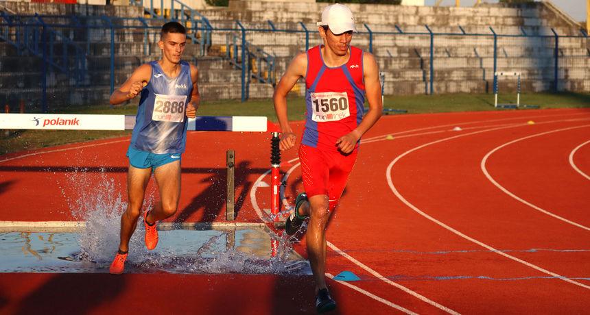 Na Čavleku održan atletski miting - prve nagrade Ivani Lončarek i Karlu Marciušu, Karlovčanima dva zlata