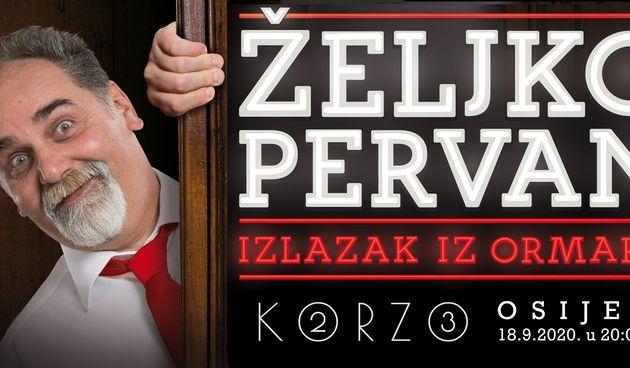 Željko Pervan izlazi iz ormara u Korzo 23