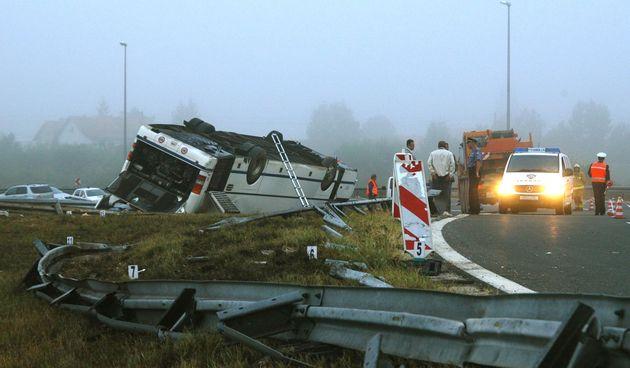 U Hrvatskoj se posljednjih godina dogodilo 10 strašnih autobusnih nesreća, a svaka druga bila je na karlovačkim cestama - evo kako izgleda ta crna lista